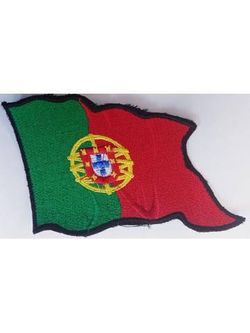 Portugal Bandeira ao Vento