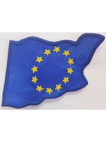 União Europeia Bandeira ao...