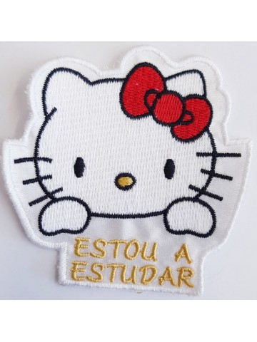 Estou a Estudar Hello Kitty