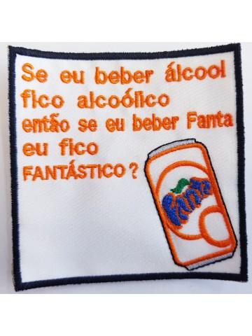 Se Eu Beber Álcool Fico...