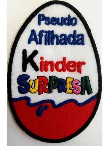 Pseudo Afilhada Kinder...