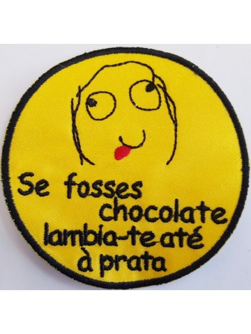 Se Fosses De Chocolate...