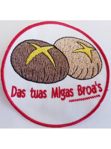 Das Tuas Migas Broa's