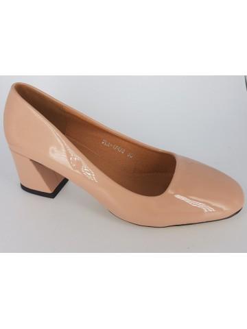 Sapatos Verniz