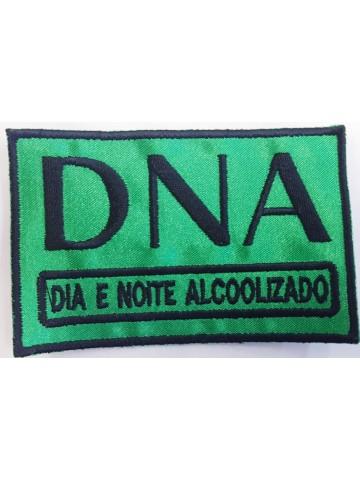 DNA Dia e Noite Alcoolizado