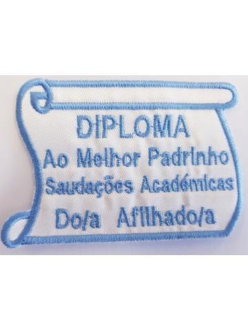 Diploma Ao Melhor Padrinho