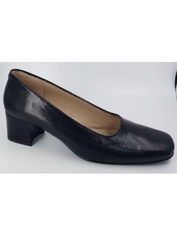 Sapatos pele traje