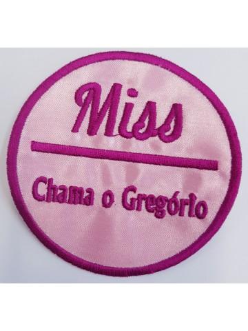 Miss Chama o Gregório