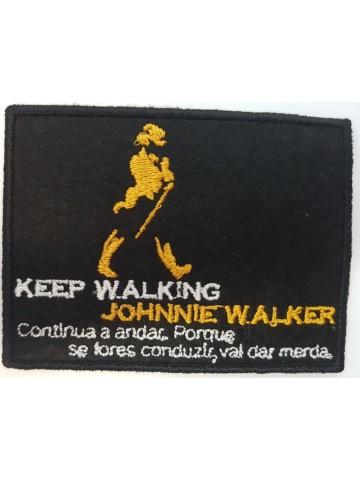 Keep Walking Johnnie Walker...