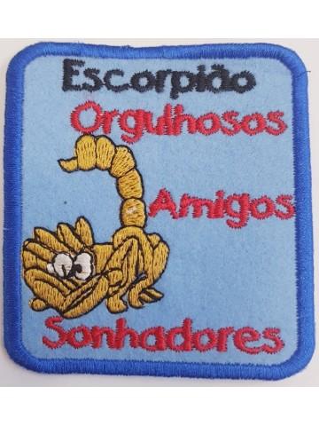 Escorpião Orgulhosos Amigos...