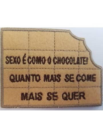 Sexo É Como Chocolate...