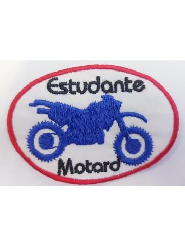 Estudante Motard