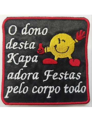 O Dono Desta Kapa Adora...