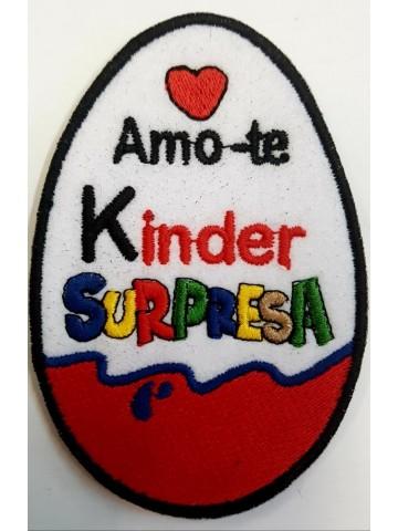 Amo-te Kinder Surpresa