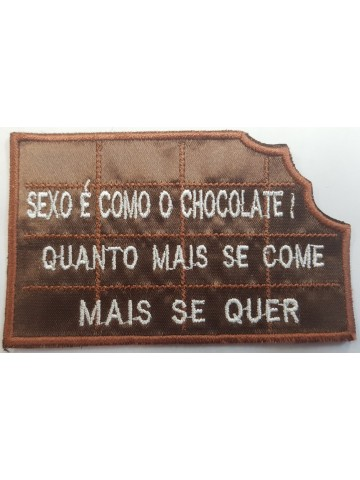 Sexo é Como Chocolate