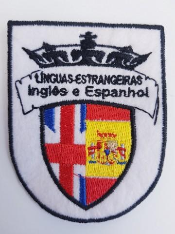 Línguas Estrangeiras Inglês...