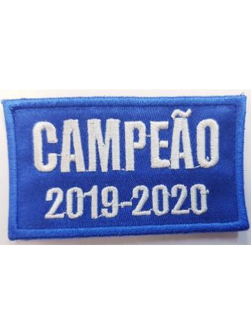 Campeão 2019 2020