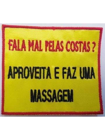 Fala Mal Pelas Costas?...