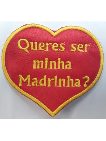 Queres Ser Meu Madrinha?