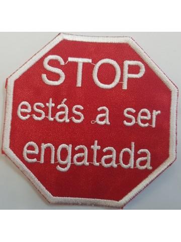Stop Estás a Ser Engatada