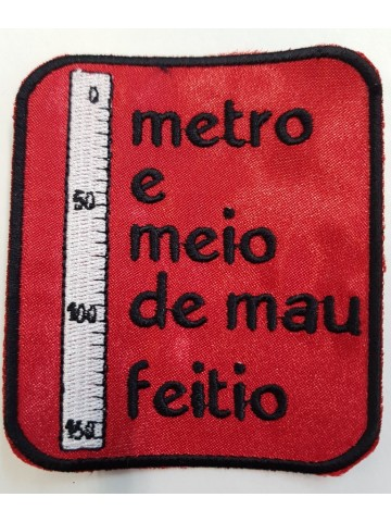 Metro E Meio De Mau Feitio