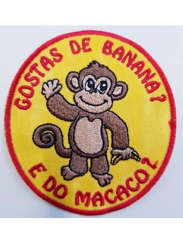 Gostas De Banana? E Do Macaco