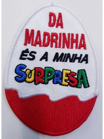 Da Madrinha És A Minha...
