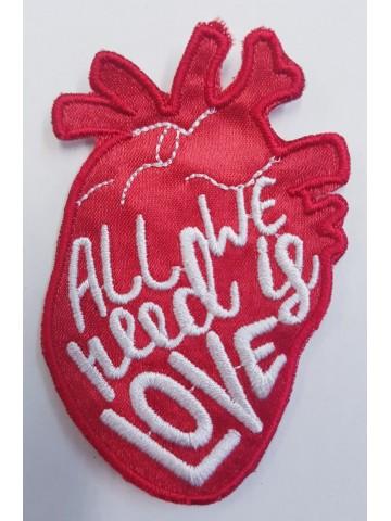All We Need Love