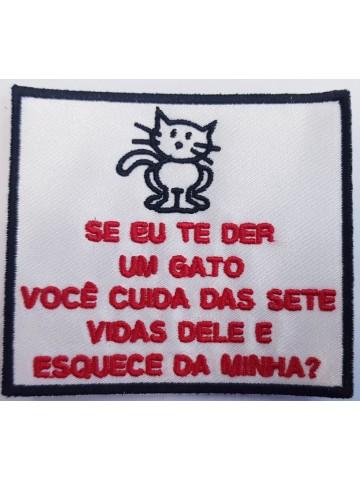 Se Eu Te Der Um Gato