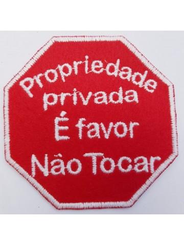 Propriedade Privada É Favor...