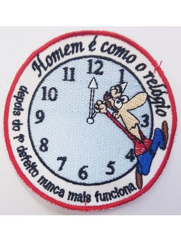 Homem É Como O Relógio