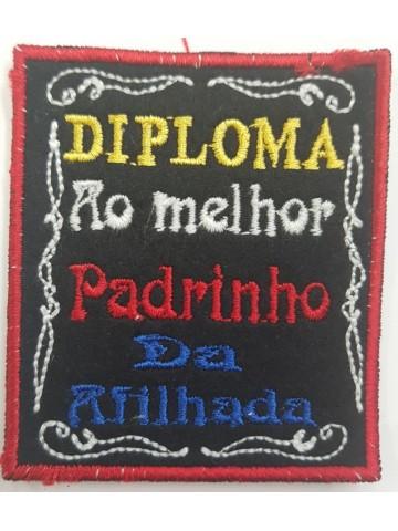 Diploma Ao Melhor Padrinho...