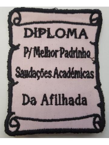 Diploma P Melhor Padrinho...