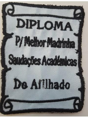 Diploma P Melhor Madrinha...