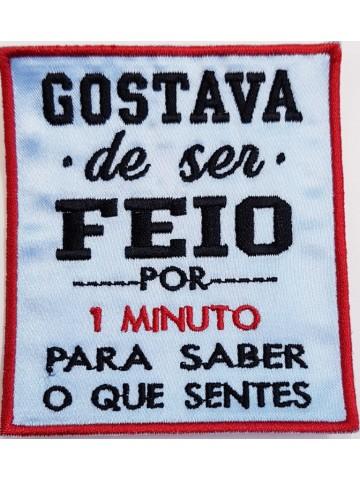 Gostava De Ser Feio Por 1...