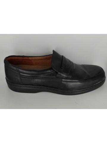 Sapatos em pele confortável