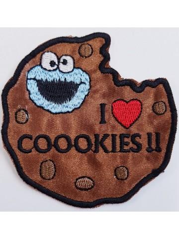 I Love Coookies
