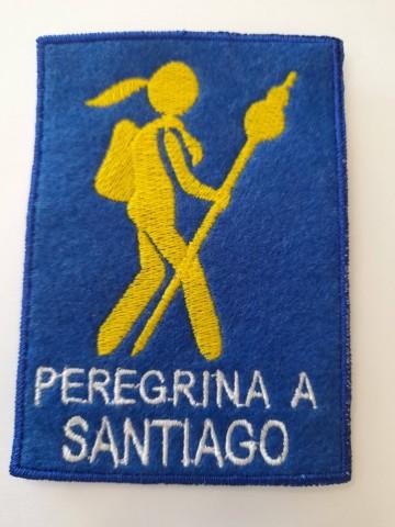 Peregrina A Santiago